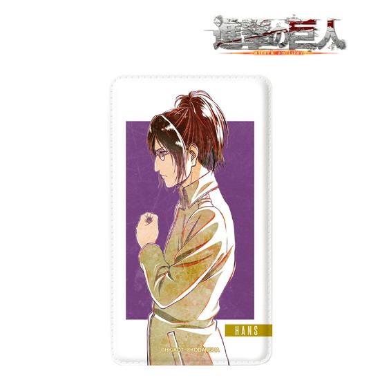 ホビーストック新着!  【再販】進撃の巨人 ハンジ Ani-Art モバイルバ グッズ新着情報