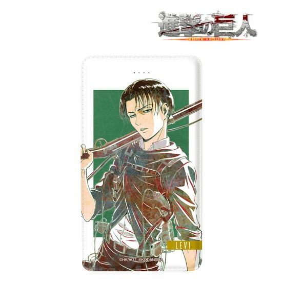 ホビーストック新着!  【再販】進撃の巨人 リヴァイ Ani-Art モバイル グッズ新作速報